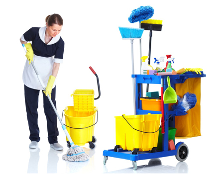 janitorial services in Las Vegas NV